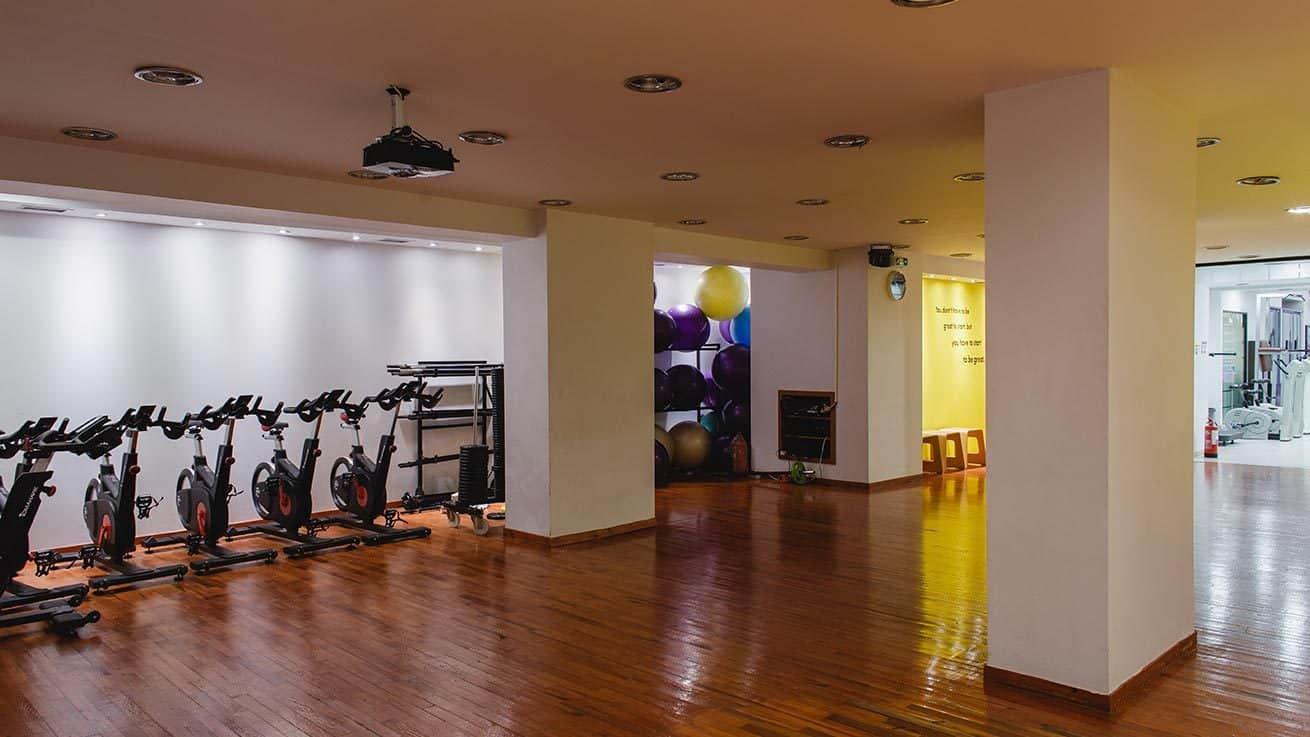 Ξενάγηση Ομαδικών Προγραμμάτων του γυμναστηρίου