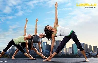 Body Balance στο Γυμναστήριο