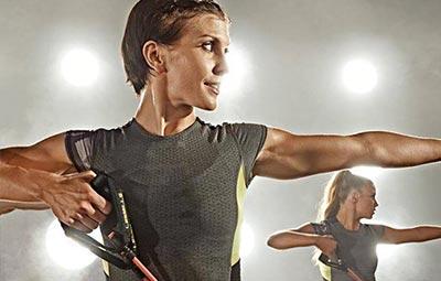 CXWorx στο Γυμναστήριο