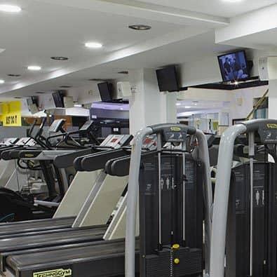 Οθόνες Προβολής στο Γυμναστήριο