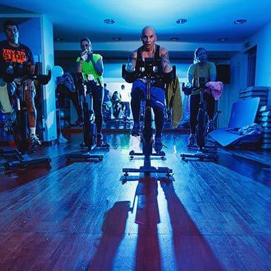 RPM (Spinning) στο Γυμναστήριο